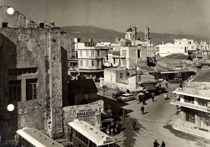 Heraklion - Kornarou sq.
