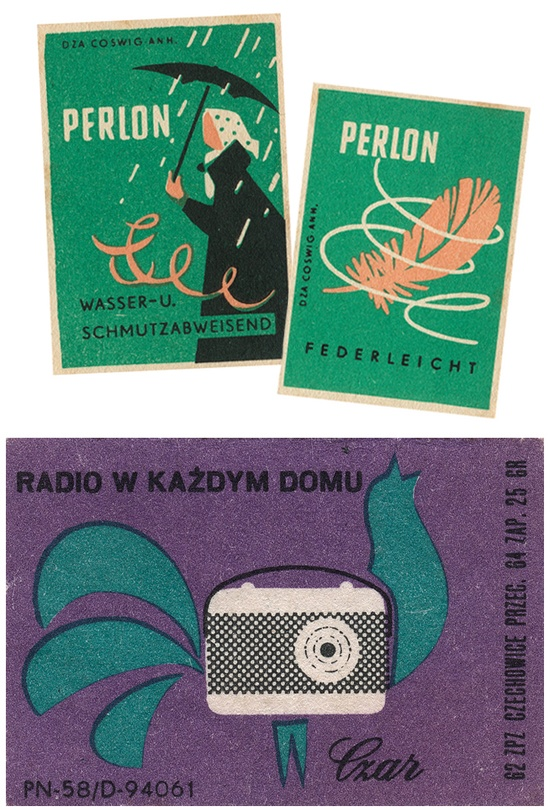 whenever i am feeling drained of inspiration, i can always find some looking through old matchbooks.