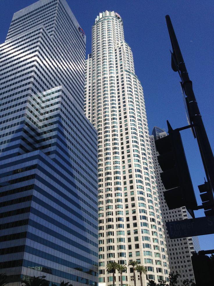 US Bank Tower at Downtown LA.