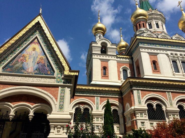 Вена-православная церковь