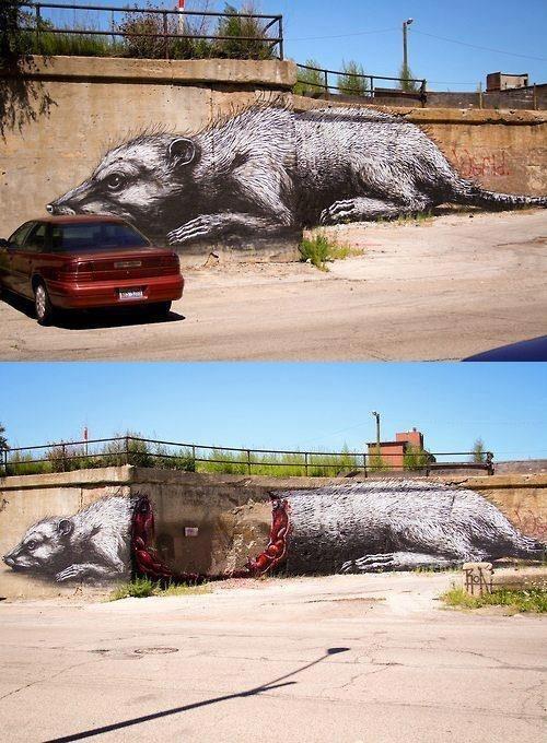 street art #AnInfomatiqueFavorite