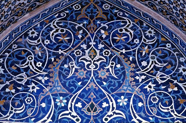 Masjid-i-Jami, Isfahan