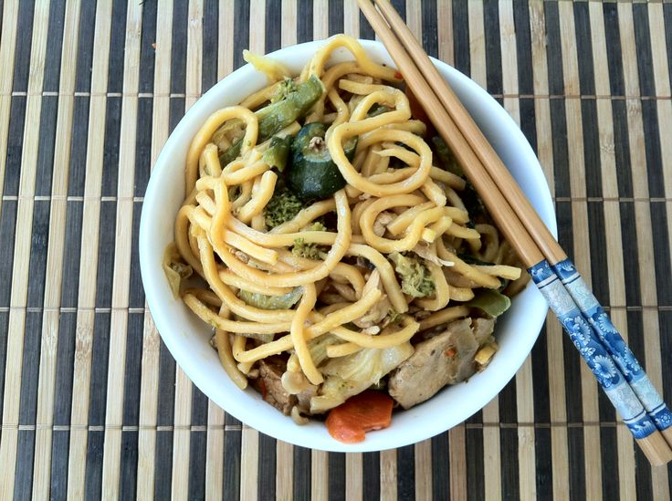 Easy Chicken Stir fry http://laylahvuletic.wix.com/my-cookbook