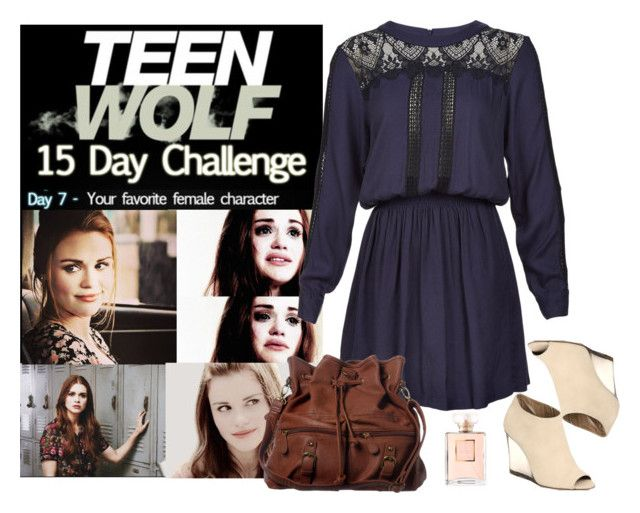 """Teen Wolf Challenge: (7) Favorite Female Character"" by vampirliebling ❤ liked on Polyvore"