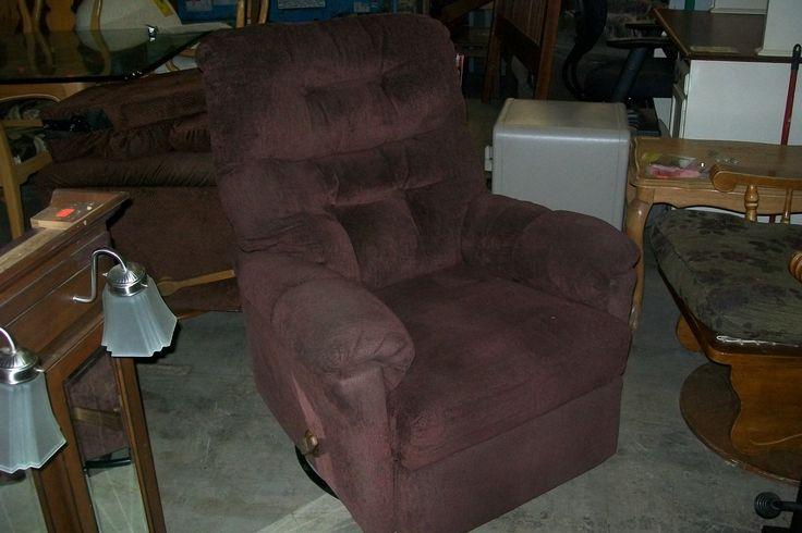 Swivel rocker recliner 19559