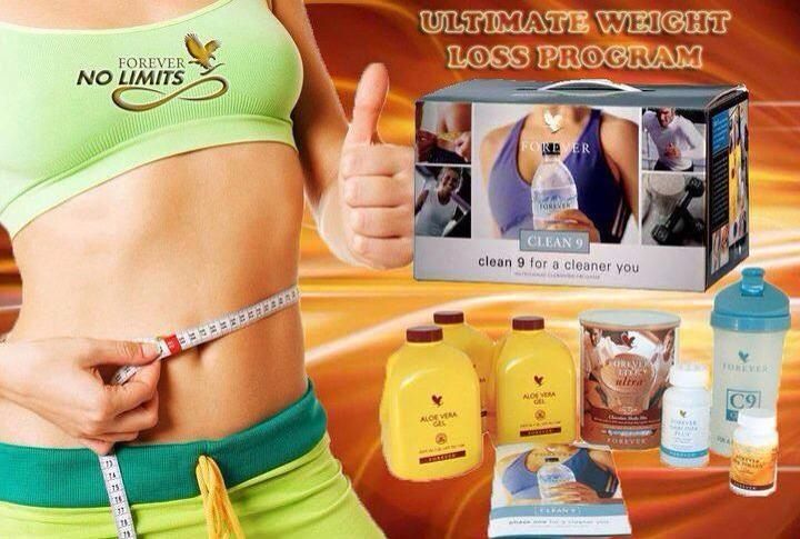 clean 9 - ultimate weight loss program!
