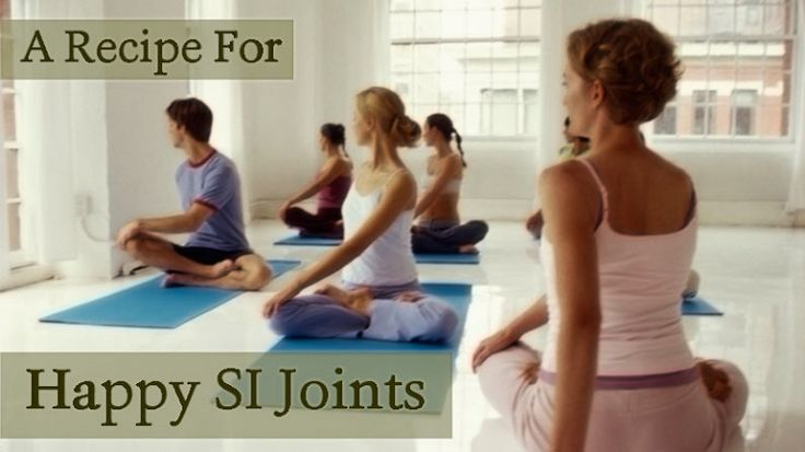 How do we keep our sacroiliac joints happy during asana?