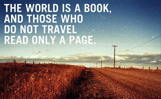 yep.: Inspiration, Life, Travel Read, Favorite Quote, Truth, Book, So True, Places, Travel Quotes