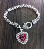 University of South Carolina Gamecocks Block C Bracelet-- $11.99... Call the store to preorder yours today or order online!