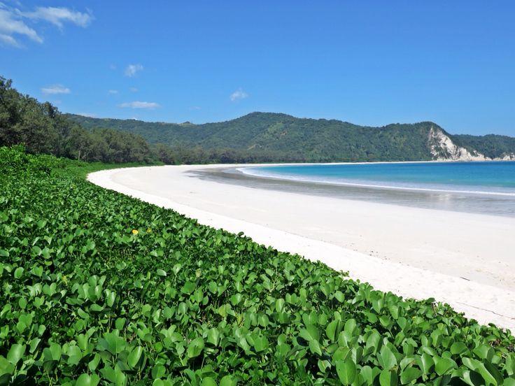 Tarimbang Beach at Sumba Island Indonesia