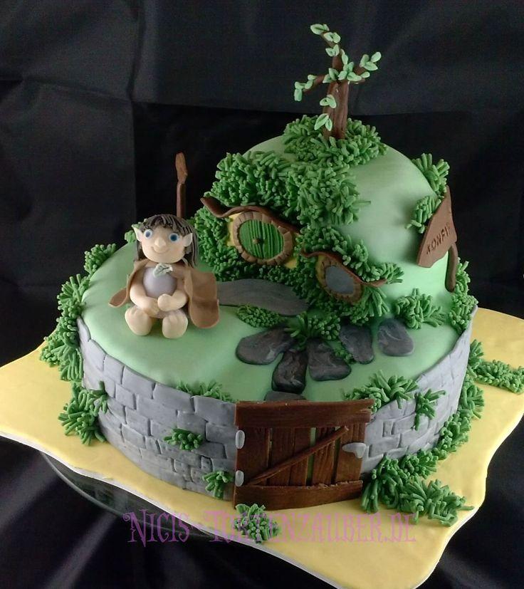 17 Best Ideas About Hobbit Cake On Pinterest