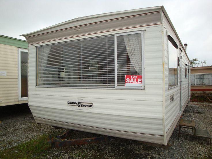 MOBILE STATIC CARAVAN FOR SALE, 28ft x 10ft 2 BEDROOM | eBay