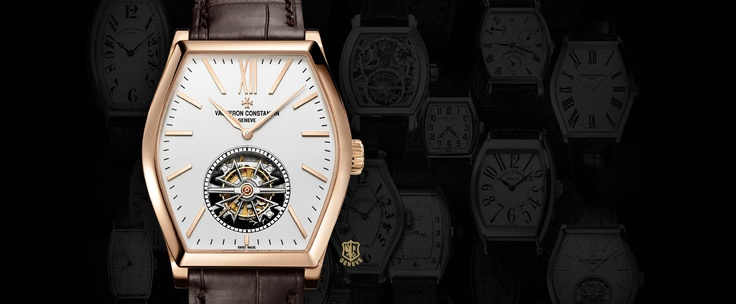 Vacheron Constantin - Swiss Watch Maker of Luxury and fine watches, high-end watches