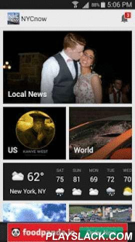 NYCnow: New York City News  Android App - playslack.com ,  NYCnow is the app for New York City (Manhattan, Brooklyn, Queens, The Bronx, Staten Island) Breaking News Headlines, Weather & Sports.NYCnow includes:> Late breaking Chicago news & events> New York City pro, college and high school sports> Local Weather forecast and radar> Live traffic and transit> Podcasts streams from local radio stationsDownload NYCnow today for your mobile device.
