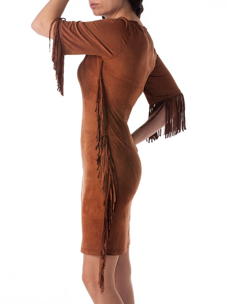 """Vestido de la línea """"Formentera"""" de la marca Lombok shop."""
