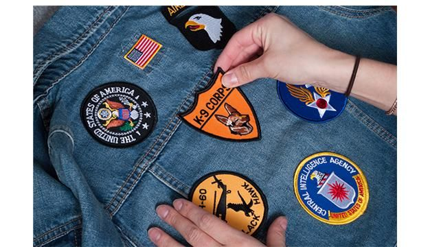 How To Remove An Iron On Patch On Clothing Patches Jacket Custom Embroidered Patches Iron On Patches