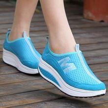 Сетка лето женщины повседневная обувь женские летние квартиры для женщин отдых на открытом воздухе обувь A656(China (Mainland))