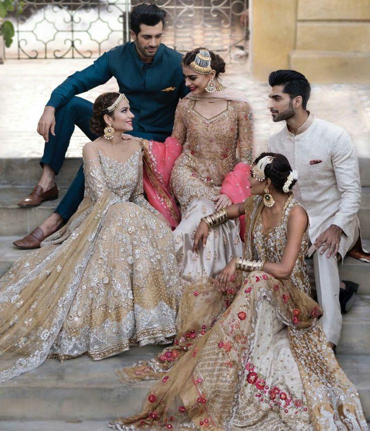 Pakistani couture Sania Maskatiya