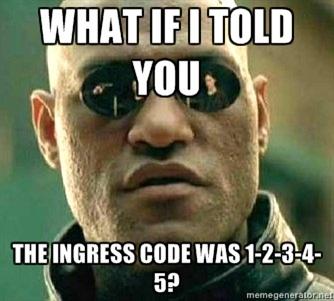 #ingress