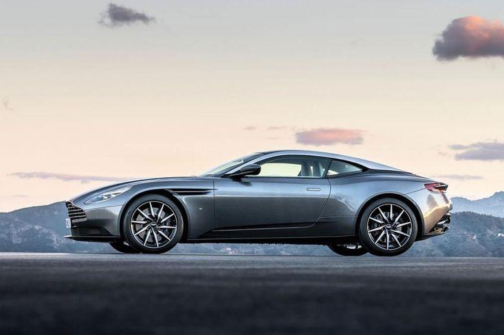 Aston Martin DB11 - leaked side static