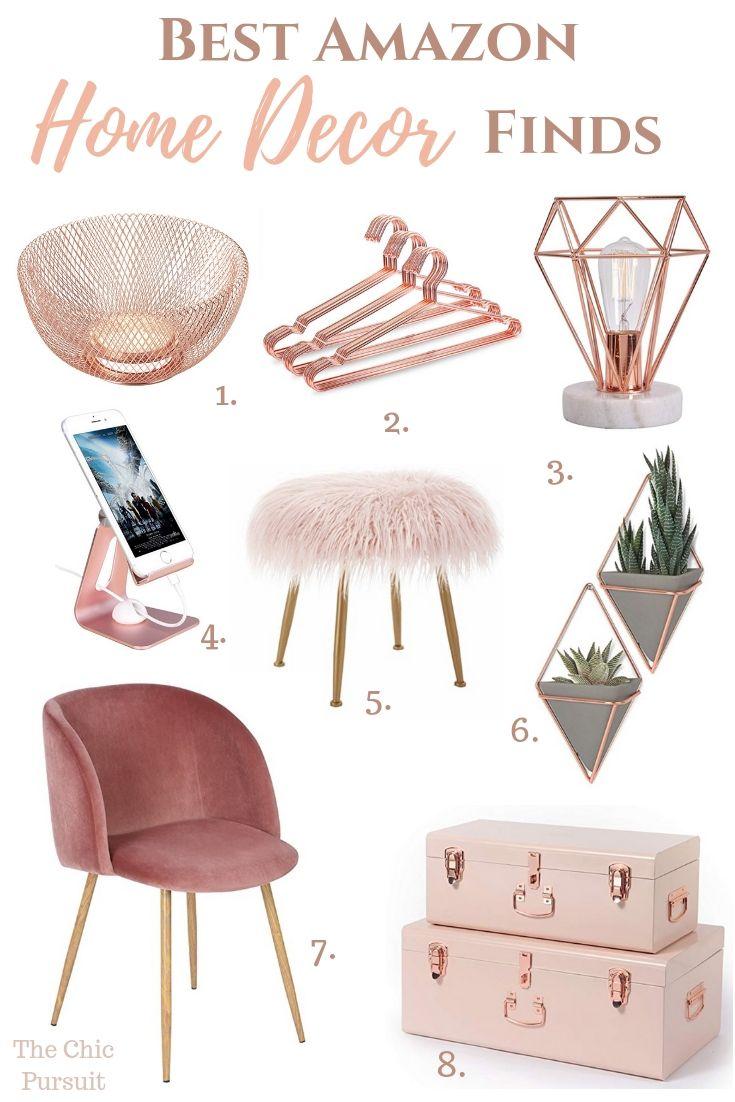 Best Gold Home Decor Accents: Die besten Goldideen für ein schönes Zuhause! Egal ob …   – Best Of The Chic Pursuit – My Fashion Blog