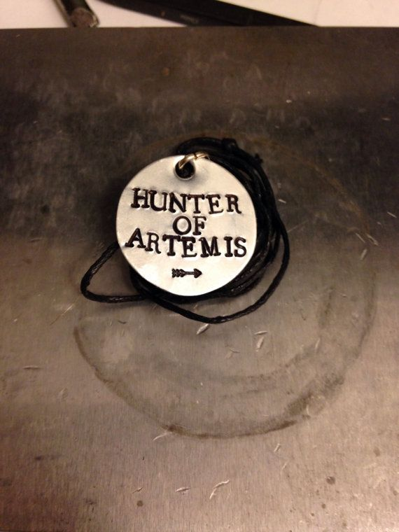 "Percy Jackson Inspired ""Hunter of Artemis"""