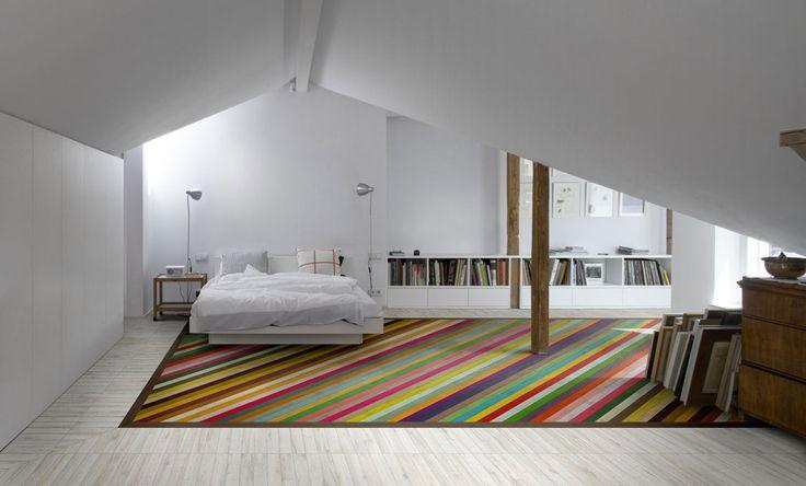 Colección U-color   41zero42   Tono Bagno - Barcelona   Baños, pavimentos y revestimientos