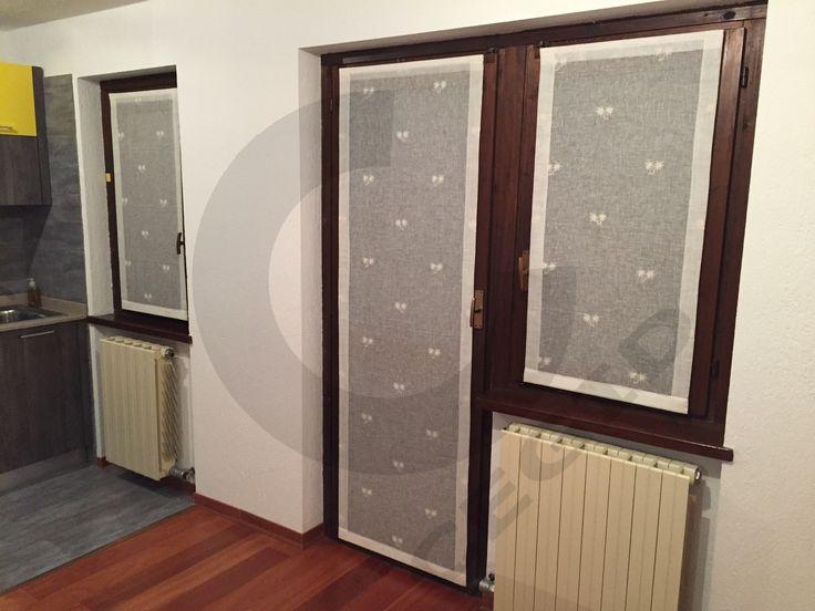 Oltre 25 fantastiche idee su tende da appartamento su for Tende a vetro salotto