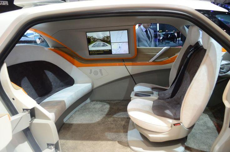 a peek inside the original link go autonomous self driving cars pinterest car. Black Bedroom Furniture Sets. Home Design Ideas