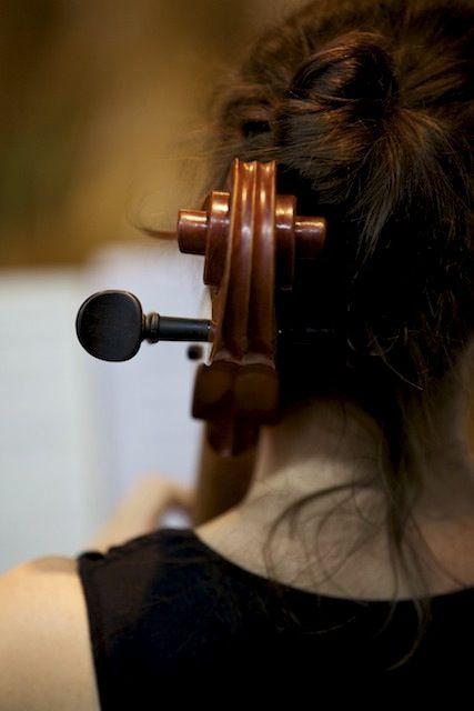 ...Música é vida!