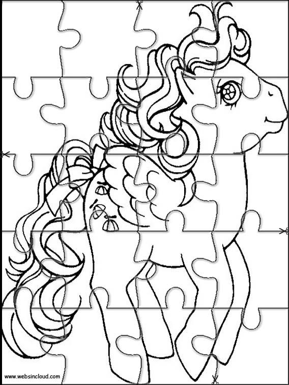 25 Best Ideas About My Little Pony Puzzle On Pinterest