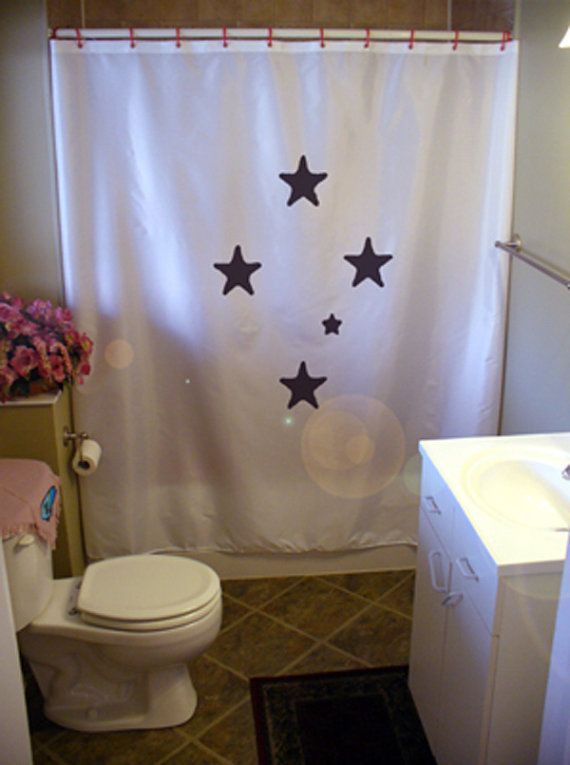 southern cross Shower Curtain star constellation by eternalart