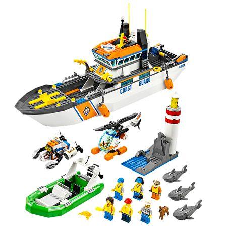 LEGO City Coast Guard - Coast Guard Patrol