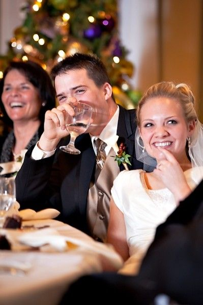 Uh.. this is my brother, mom, and sis in law!!..weird!   LDS wedding toasts/quotes, poems, jokes and scriptures for wedding toasts and speeches - funny quotes and sayings....Woah guys!! I'm famous! Haha (I had no idea this was on here)