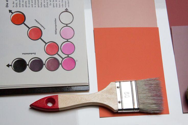 Kleurpatronen, Trendkleuren, Interieur Design