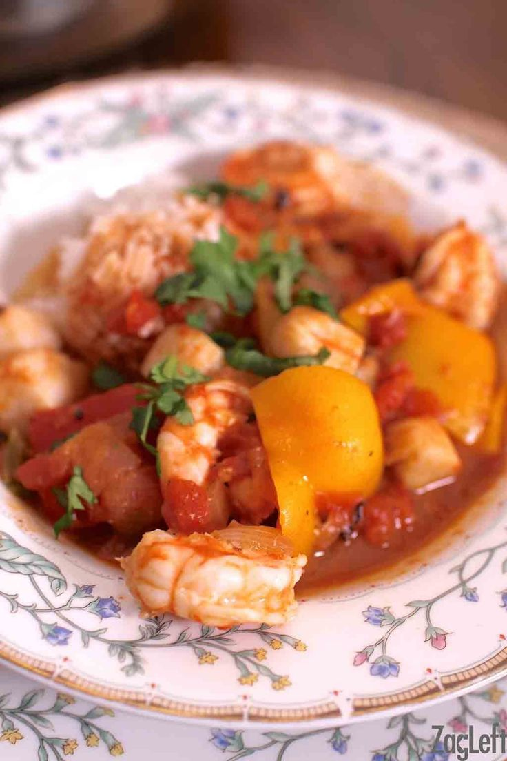 how to make shrimp sauce easy