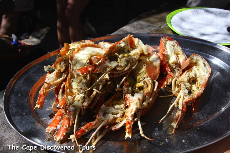 West Coast rock lobster - a delicacy and delight for the taste buds