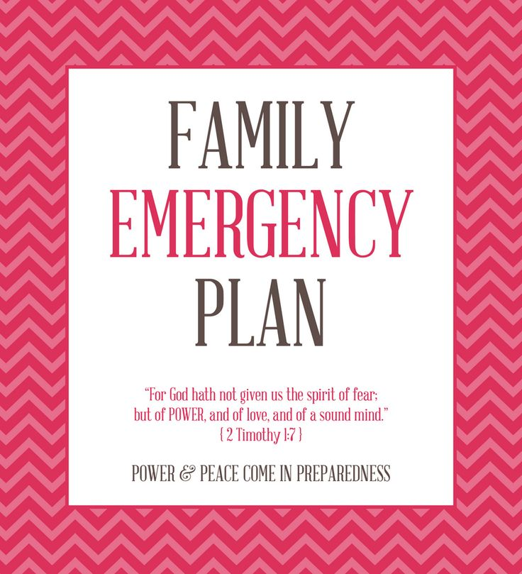 25+ best ideas about Family emergency binder on Pinterest