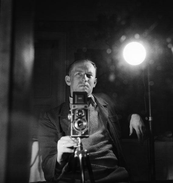 Jerzy Lewczynski, Self-portrait