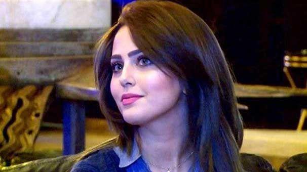 Irak Güzellik Kraliçesi Şeyma Kasım