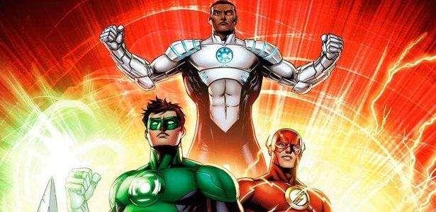 Nós ja vimos Batman, Mulher Maravilha, Shazam e Darkseid. Chegou a hora de conhecer o novo visual do Lanterna Verde no filme de animação da DC baseado no arco da Liga da Justiça dos Novos 52 criado por Geoff Johns e Jim Lee. Clique em Leia Mais para visualizar a imagem! Justice League: War será …