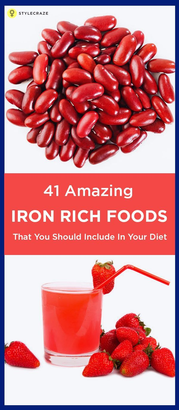 Iron is an important nutrient for body that helps to improves the hemoglobin levels.for that, you need to include iron rich diet. Enlisted are the 25 foods rich in iron for you to know.