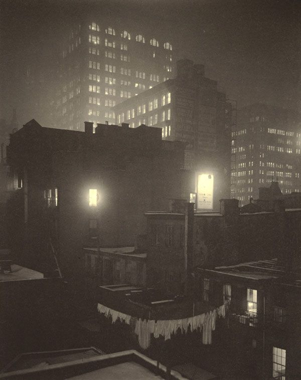 First Time Ever: Complete Alfred Stieglitz NYC Show - WNYC