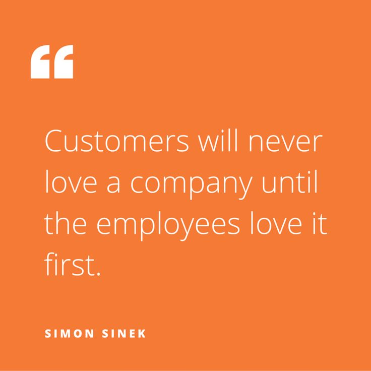 Quote of the week from Zooma, on customer relationships.