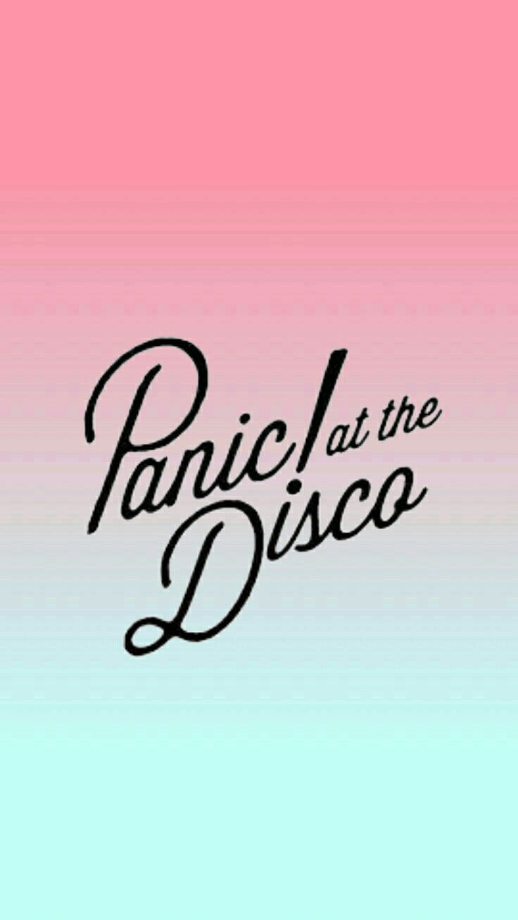 IPhone wallpaper - Panic! At The Disco | Love Song Lyrics 70's in 2019 | Band wallpapers, Emo ...