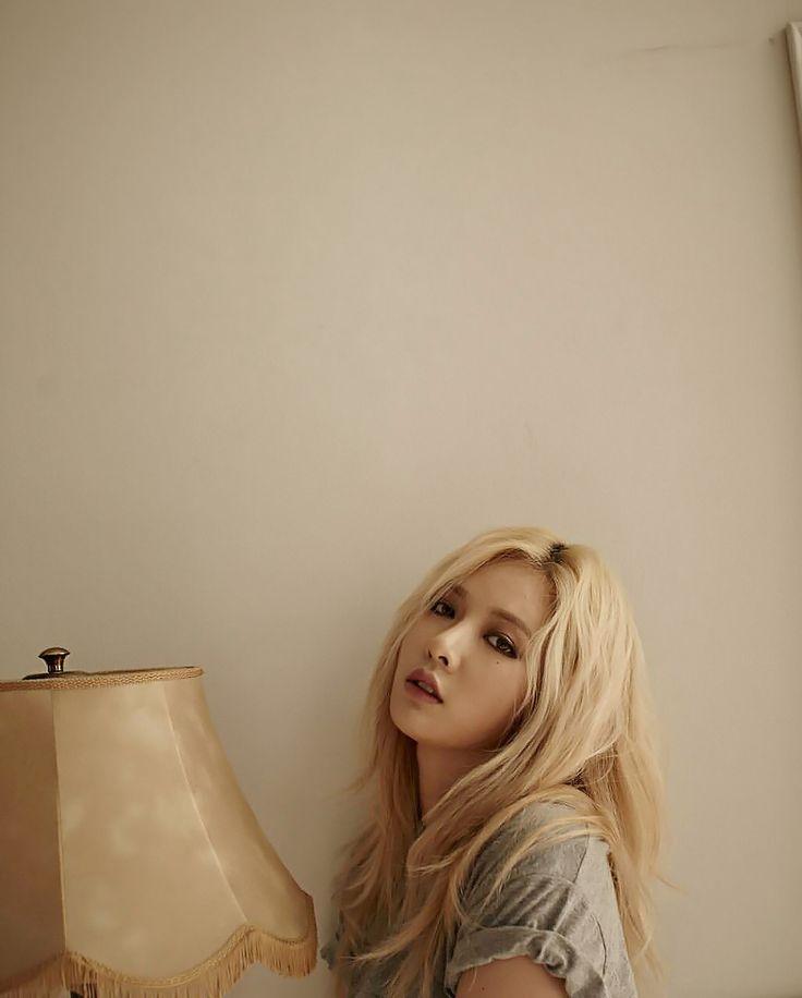 """[HQ] Hyuna for Arena Homme+ Korea 1400x1743 """