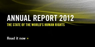 Amnesty International - Annual Report 2012