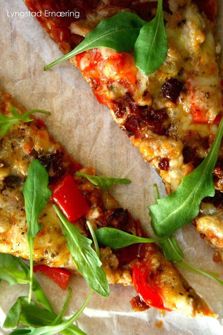 pizza-med-bunn-av-spelt