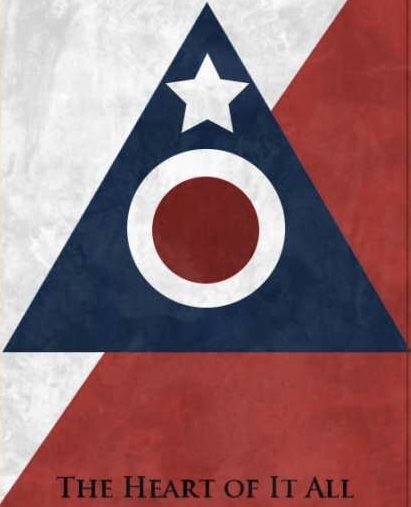 Ohio Flag redesigned