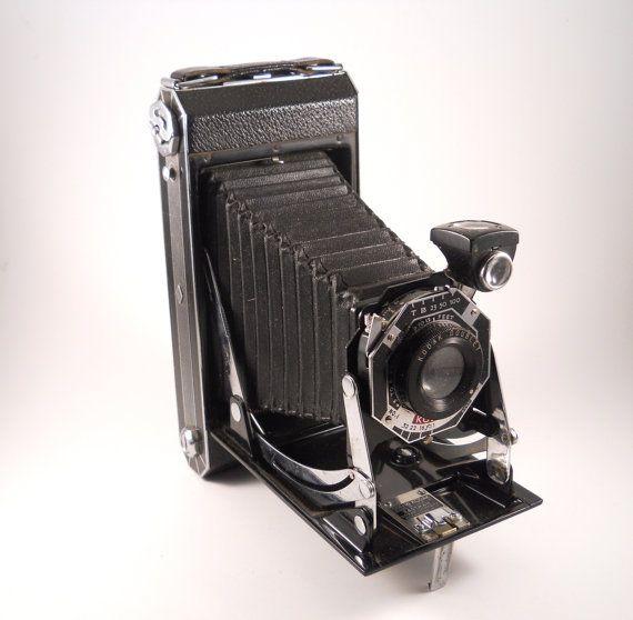 Kodak 616 1930's Camera  Collectible by MissPattisAttic on Etsy, $125.00
